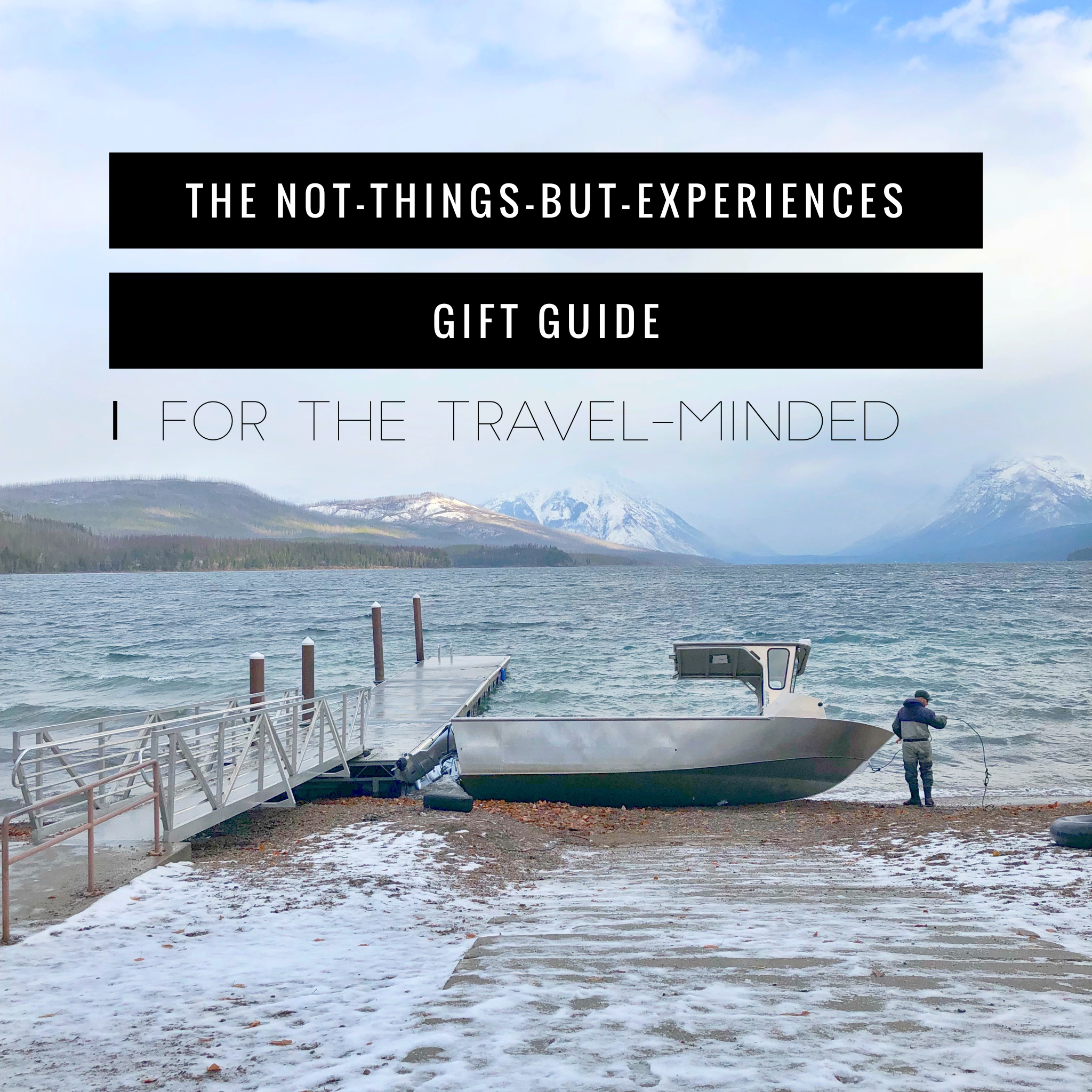 Experiential Gift Guide